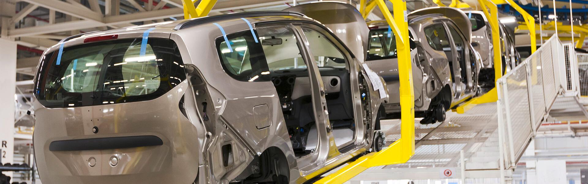 Automobilindustrie - Apparate - und Behälterbau Scheffczik