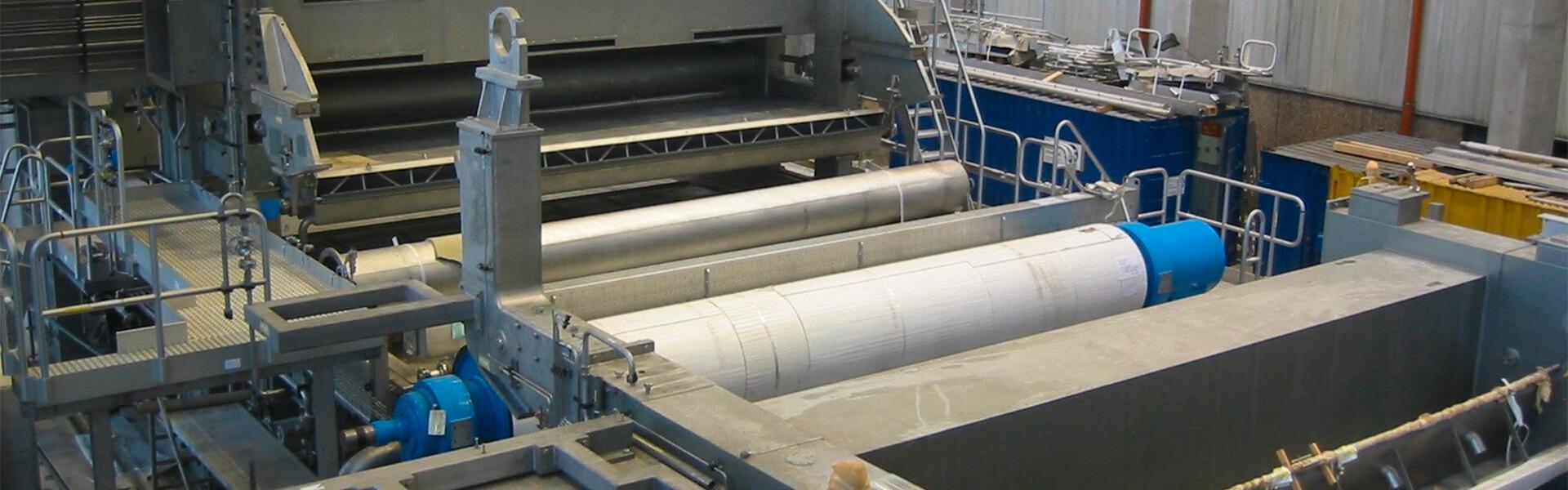 Papierindustrie - Apparate - und Behälterbau Scheffczik