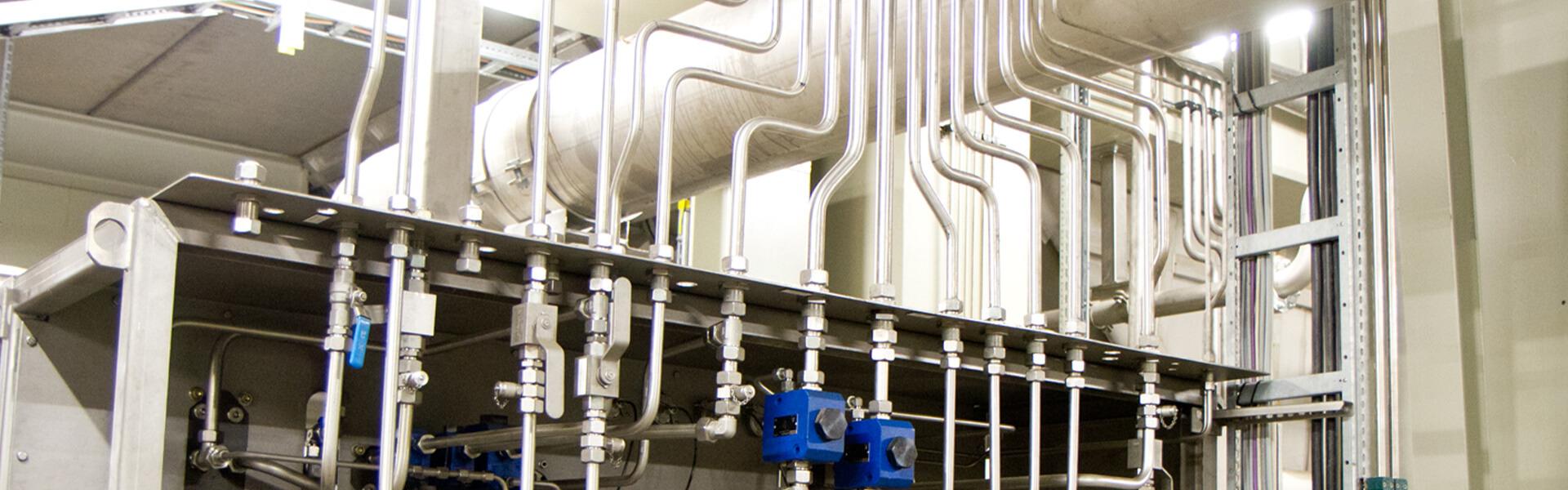 Rohrleitungsbau - Apparate- und Behälterbau Scheffczik