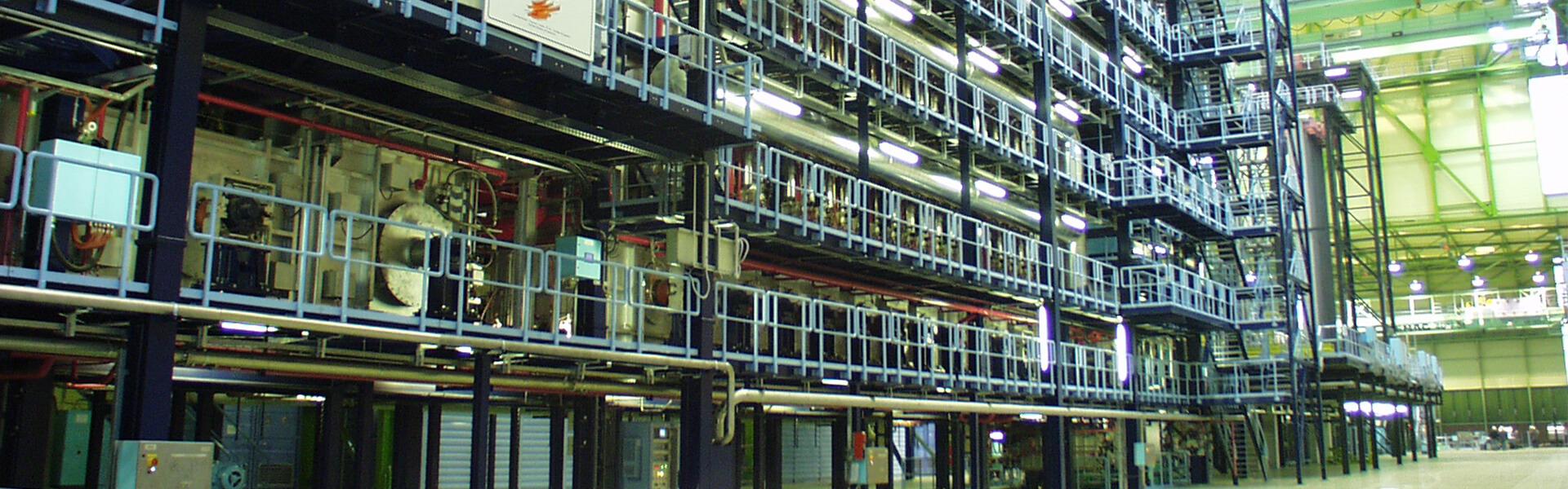 Stahlindustrie - Apparate- und Behälterbau Scheffczik